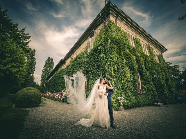 Il matrimonio di Marco e Patricia a Ostiano, Cremona 24