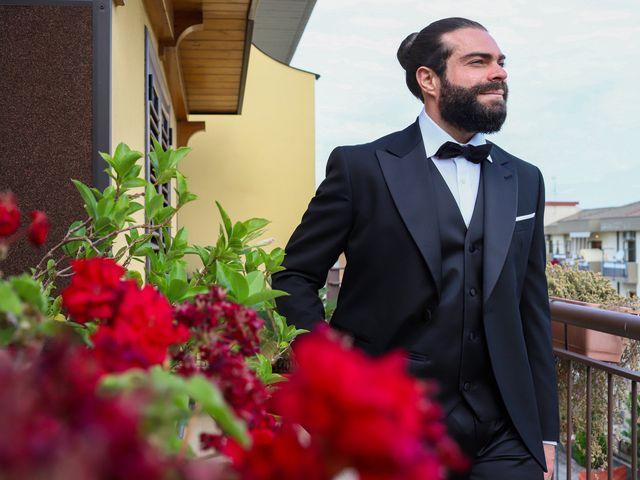 Il matrimonio di Giuseppe e Manuela a Pontecagnano Faiano, Salerno 8