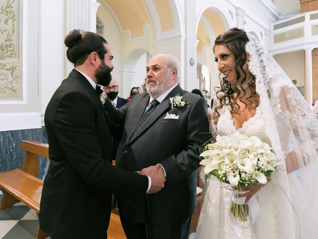 Il matrimonio di Giuseppe e Manuela a Pontecagnano Faiano, Salerno 14