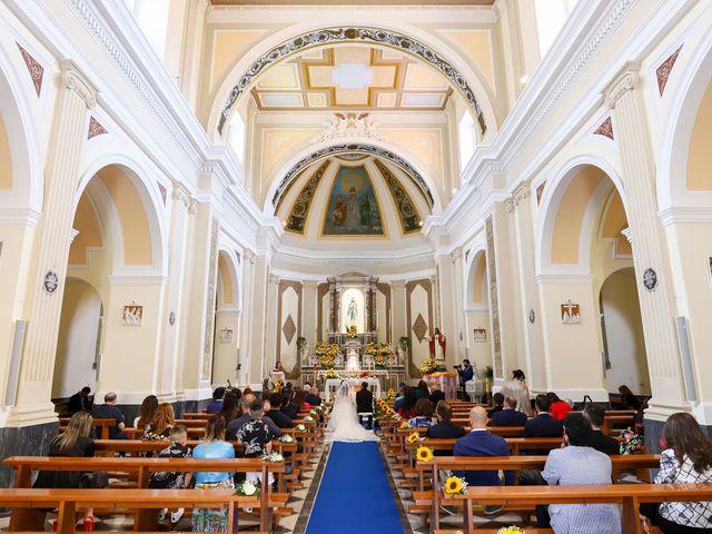 Il matrimonio di Giuseppe e Manuela a Pontecagnano Faiano, Salerno 15