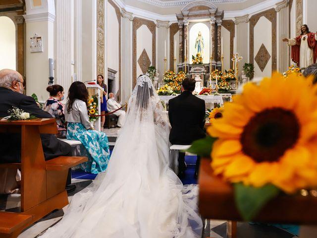 Il matrimonio di Giuseppe e Manuela a Pontecagnano Faiano, Salerno 16