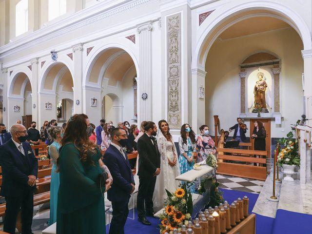 Il matrimonio di Giuseppe e Manuela a Pontecagnano Faiano, Salerno 17