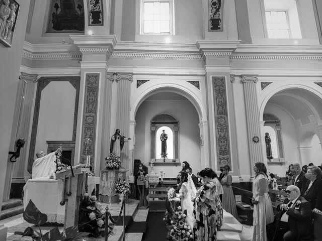 Il matrimonio di Giuseppe e Manuela a Pontecagnano Faiano, Salerno 18