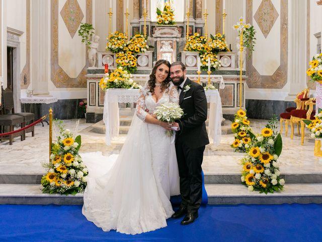Il matrimonio di Giuseppe e Manuela a Pontecagnano Faiano, Salerno 19