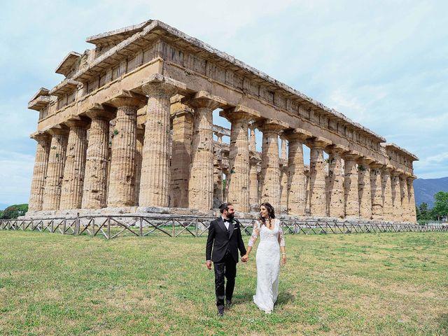 Il matrimonio di Giuseppe e Manuela a Pontecagnano Faiano, Salerno 23