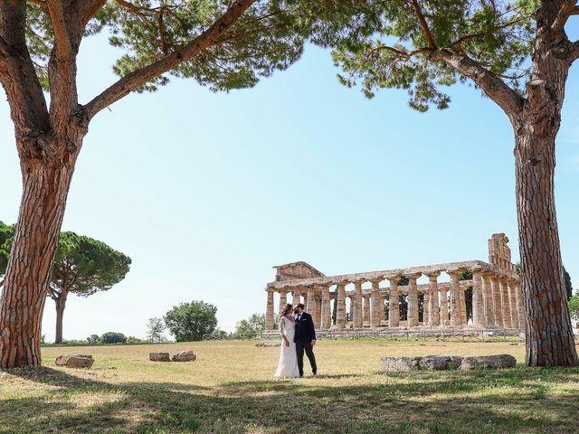 Il matrimonio di Giuseppe e Manuela a Pontecagnano Faiano, Salerno 26