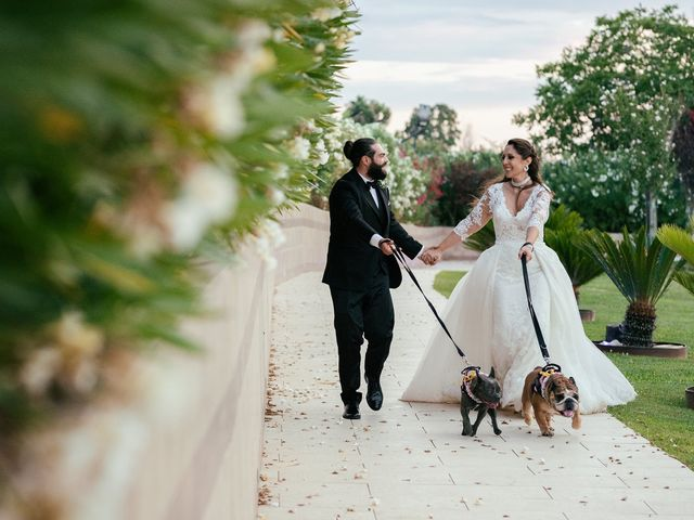 Il matrimonio di Giuseppe e Manuela a Pontecagnano Faiano, Salerno 29