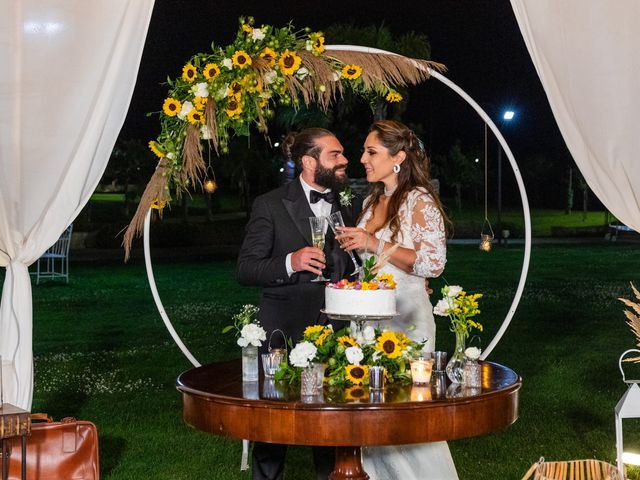 Il matrimonio di Giuseppe e Manuela a Pontecagnano Faiano, Salerno 35