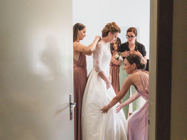 Il matrimonio di Diego e Francesca a Urbania, Pesaro - Urbino 5