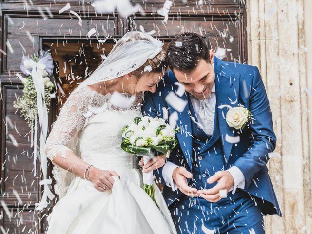 Il matrimonio di Diego e Francesca a Urbania, Pesaro - Urbino 11
