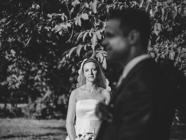 Il matrimonio di Diego e Francesca a Urbania, Pesaro - Urbino 14