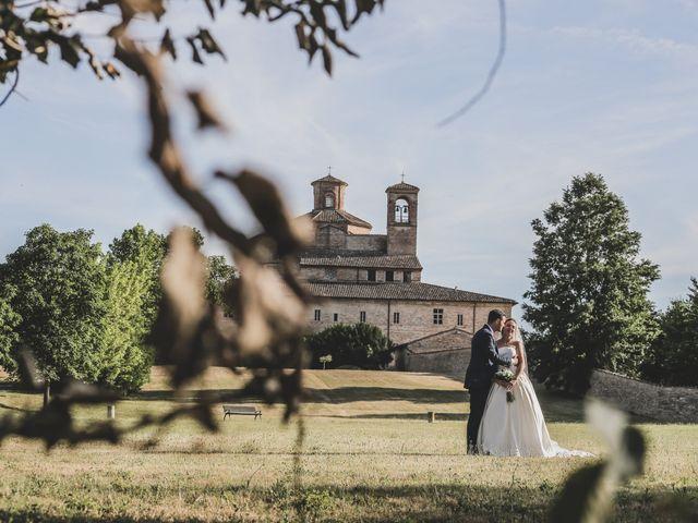Il matrimonio di Diego e Francesca a Urbania, Pesaro - Urbino 21