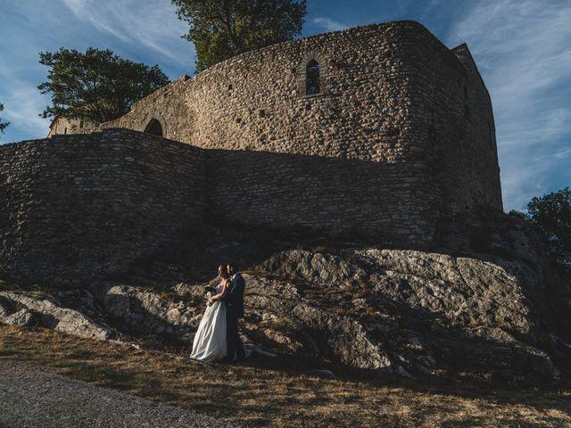 Il matrimonio di Diego e Francesca a Urbania, Pesaro - Urbino 22