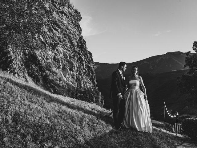 Il matrimonio di Diego e Francesca a Urbania, Pesaro - Urbino 23