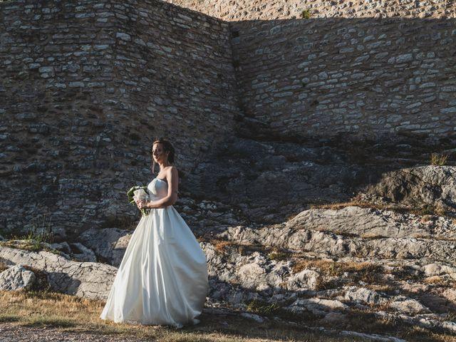 Il matrimonio di Diego e Francesca a Urbania, Pesaro - Urbino 25