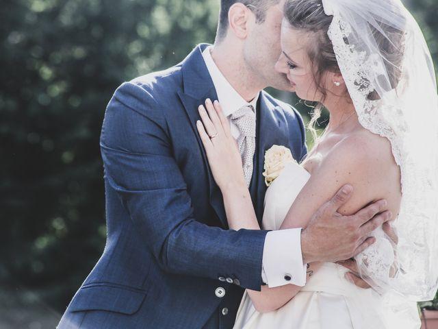 Il matrimonio di Diego e Francesca a Urbania, Pesaro - Urbino 26