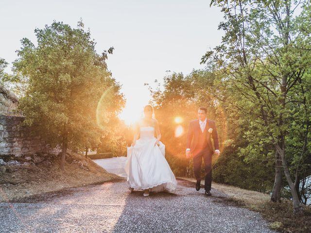 Il matrimonio di Diego e Francesca a Urbania, Pesaro - Urbino 29