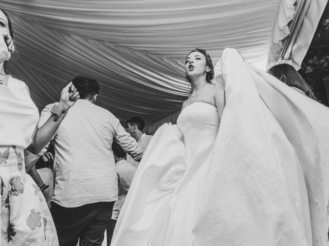 Il matrimonio di Diego e Francesca a Urbania, Pesaro - Urbino 33