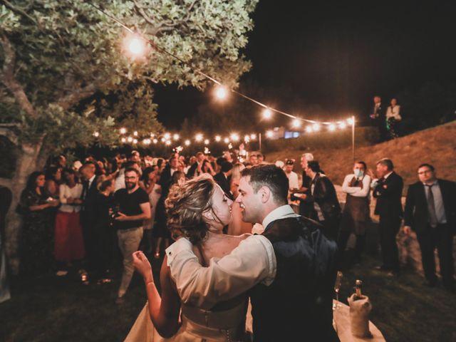Il matrimonio di Diego e Francesca a Urbania, Pesaro - Urbino 35