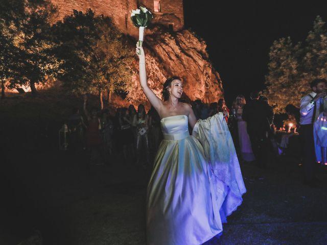 Il matrimonio di Diego e Francesca a Urbania, Pesaro - Urbino 37