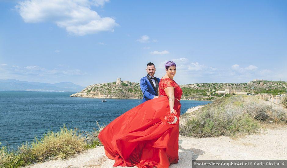 Il matrimonio di Ignazio e Jessica a Cagliari, Cagliari