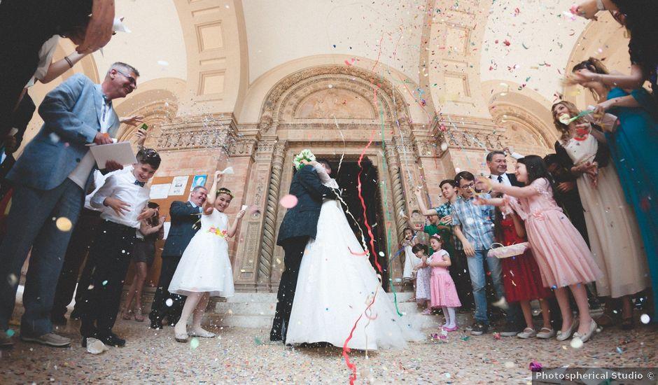 Il matrimonio di Cristian e Roberta a Ancona, Ancona