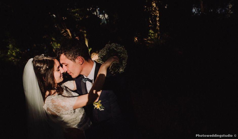 Il matrimonio di Emidio e Maria Cristina a Napoli, Napoli