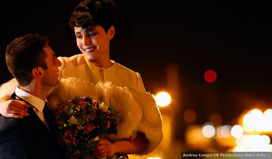 Il matrimonio di Mattia e Giulia a Ortona, Chieti