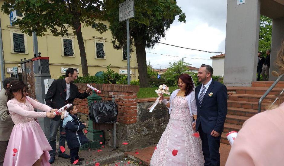 Il matrimonio di Rosario e Daisy Samantha a Uzzano, Pistoia