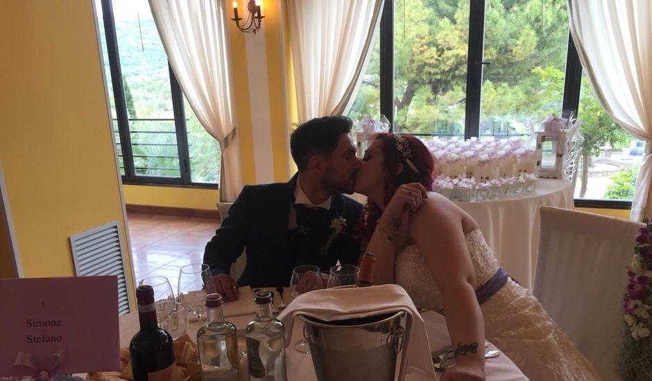 Il matrimonio di Stefano e Simona a Arquà Petrarca, Padova