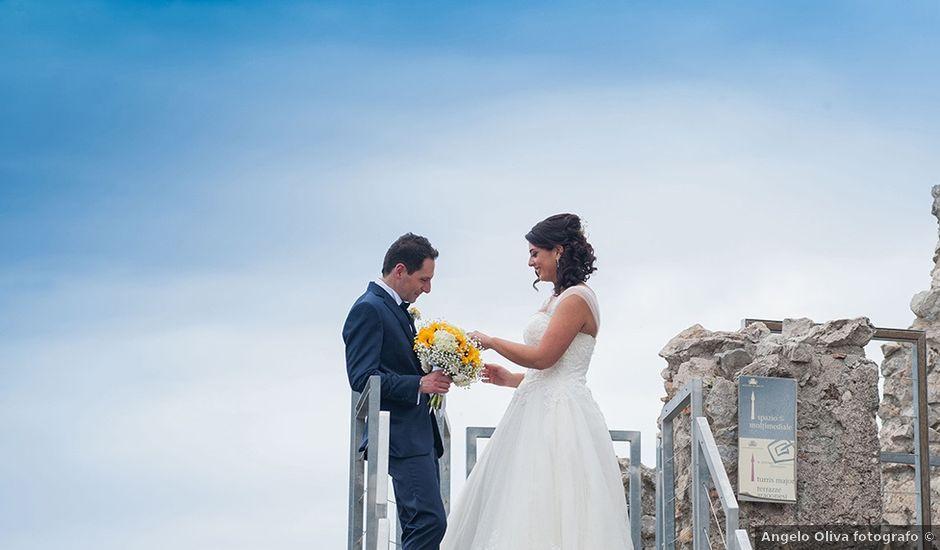 Il matrimonio di Riccardo e Alessia a Salerno, Salerno