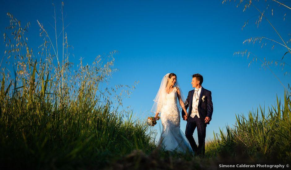 Il matrimonio di Ramona e Davide a Borgo Sabotino, Latina