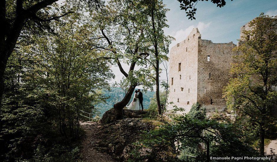 Il matrimonio di Steffen e Fabienne a Firenze, Firenze