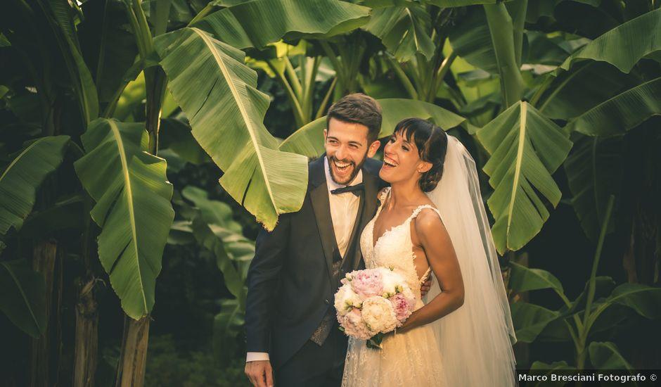 Il matrimonio di Marco e Patricia a Ostiano, Cremona
