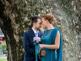 Le nozze di Anna e Silvio 1