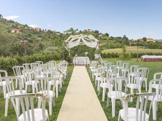 Le nozze di Joanna e Luca 1