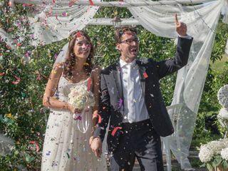 Le nozze di Joanna e Luca