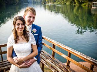 Le nozze di Viviana e Frank