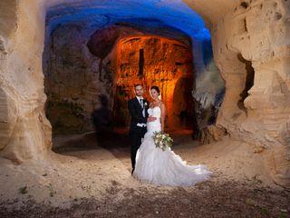 Le nozze di Allegra e Ernesto