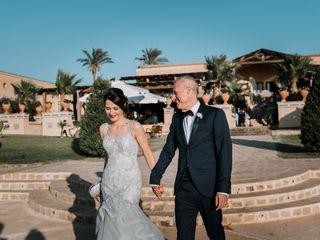 Le nozze di Maruska e Alessandro