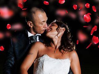 Le nozze di Luca e Rosella