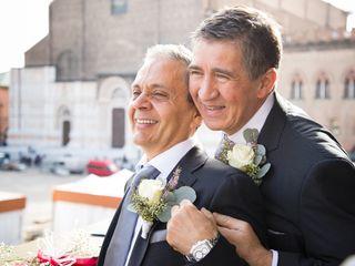 Le nozze di Stefano e Adriano