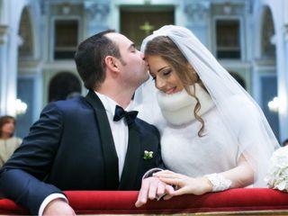 Le nozze di Antonia e Daniele