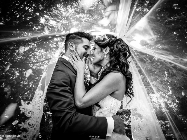 le nozze di Silvia e Alessandro