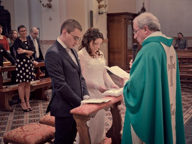 Il matrimonio di Marco e Nadia a Rezzato, Brescia 7