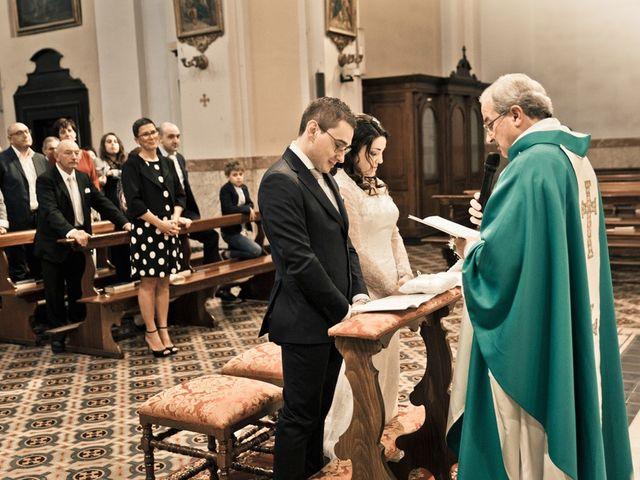 Il matrimonio di Marco e Nadia a Rezzato, Brescia 8