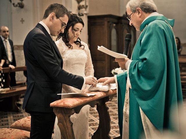 Il matrimonio di Marco e Nadia a Rezzato, Brescia 21