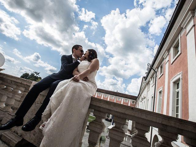Il matrimonio di Marco e Nadia a Rezzato, Brescia 35