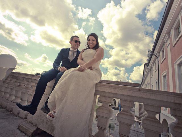 Il matrimonio di Marco e Nadia a Rezzato, Brescia 37