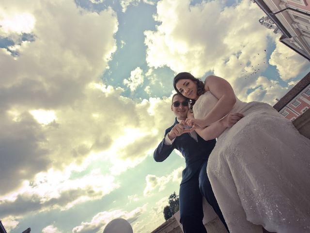 Il matrimonio di Marco e Nadia a Rezzato, Brescia 38